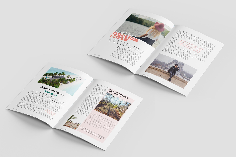 Modern Multipurpose Magazine Layout example image 3