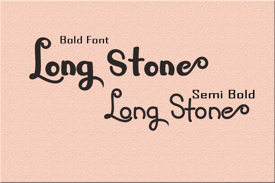 LongStone example image 4