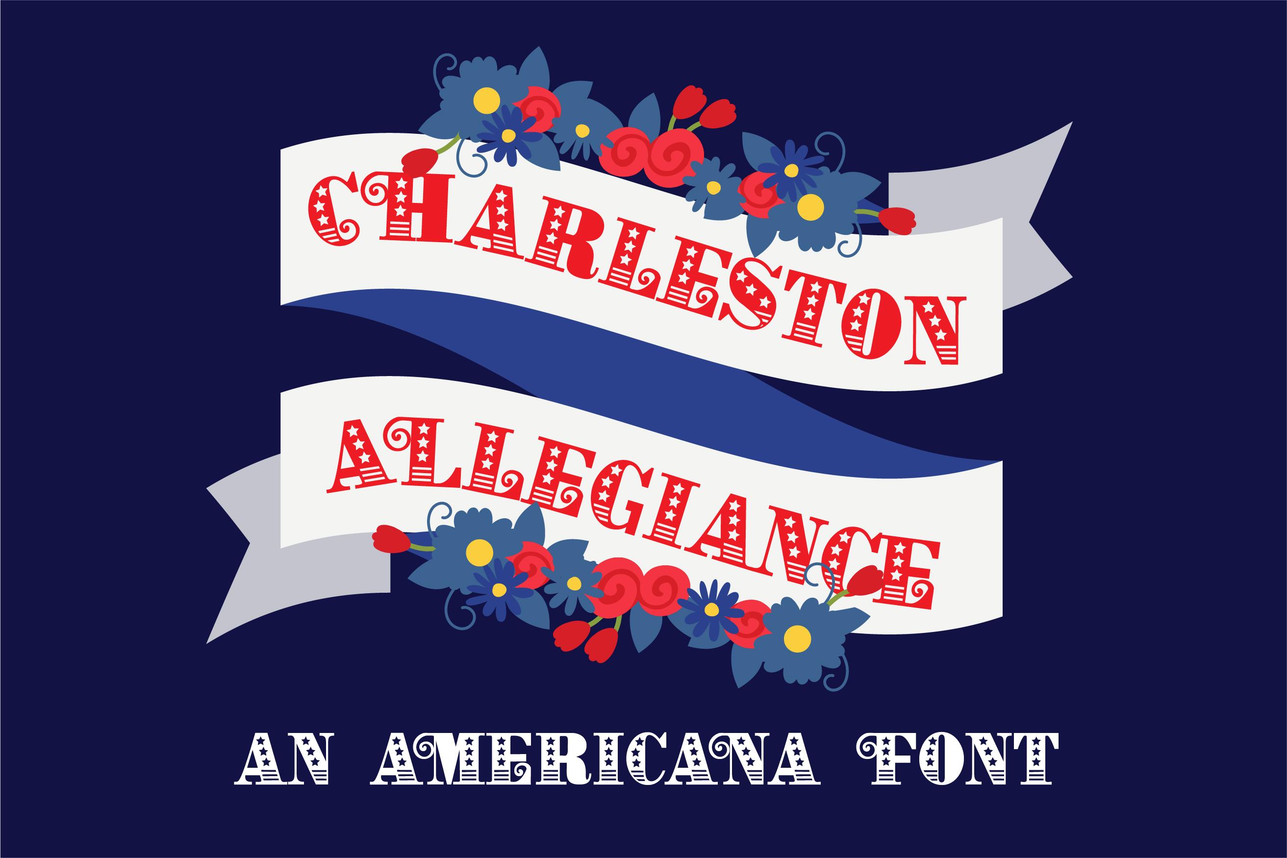 ZP Charleston Allegiance example image 1