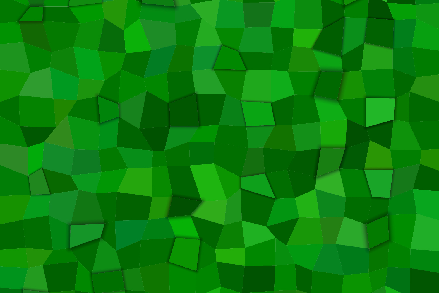 8 Green 3D Rectangle Backgrounds (AI, EPS, JPG 5000x5000) example image 3