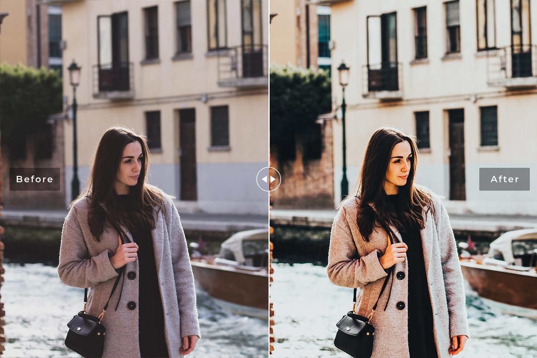 Venice Mobile & Desktop Lightroom Presets example image 5