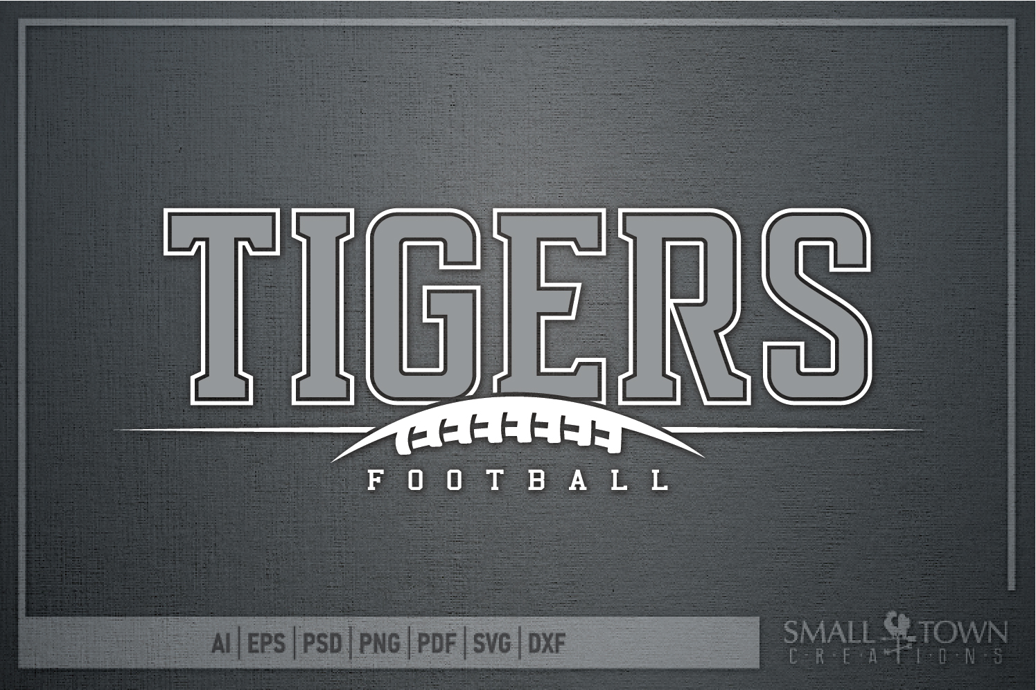 Tiger, Tiger Football Team, Team, Sport, PRINT, CUT & DESIGN example image 5