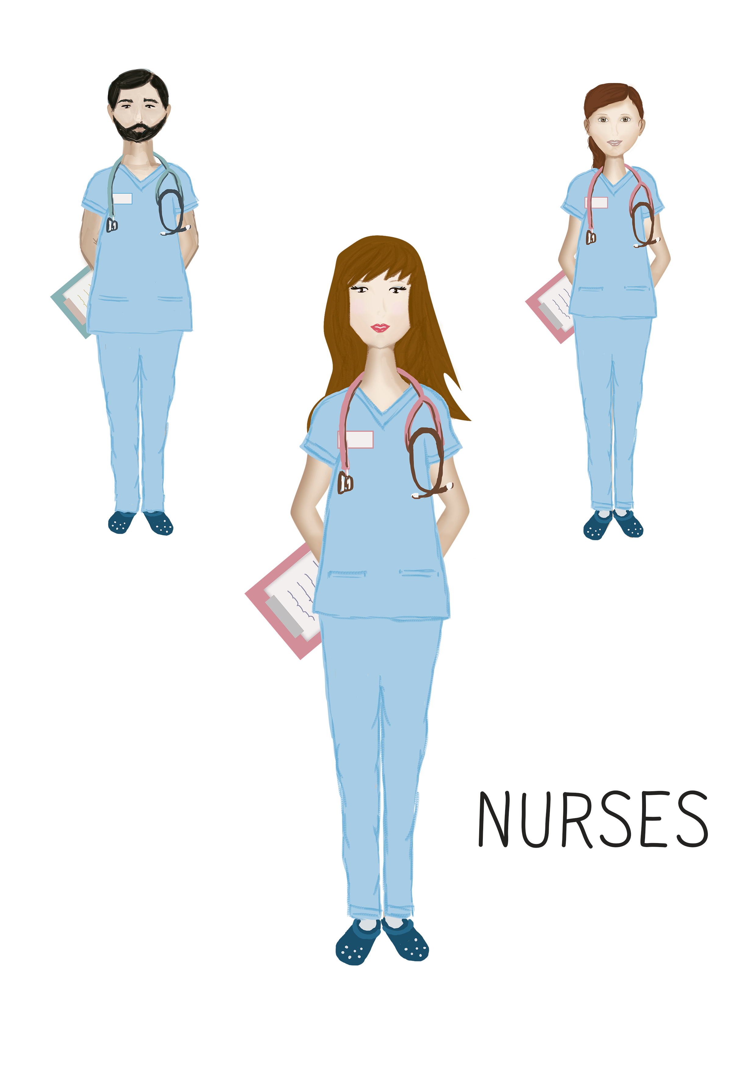 Profession's Characters example image 7