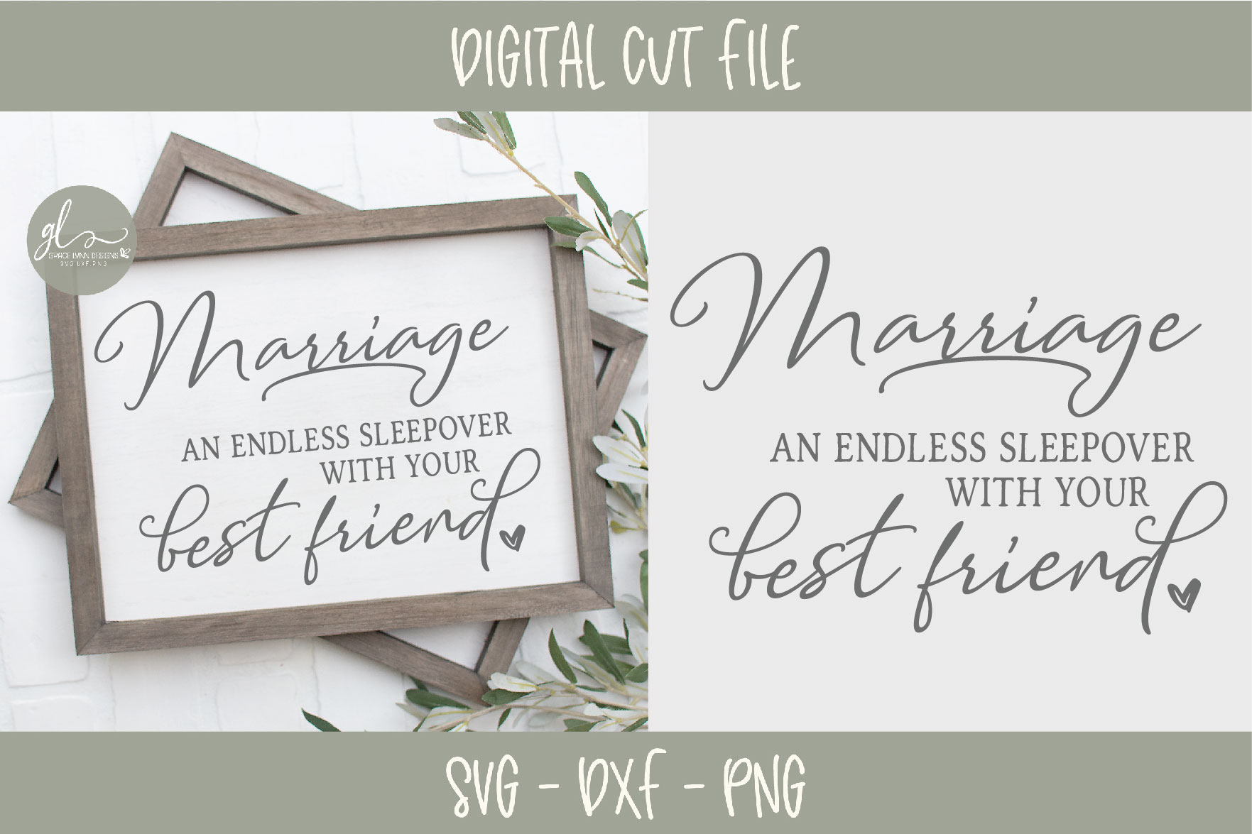 Home & Family Bundle - 10 Designs - SVG, DXF & PNG example image 4