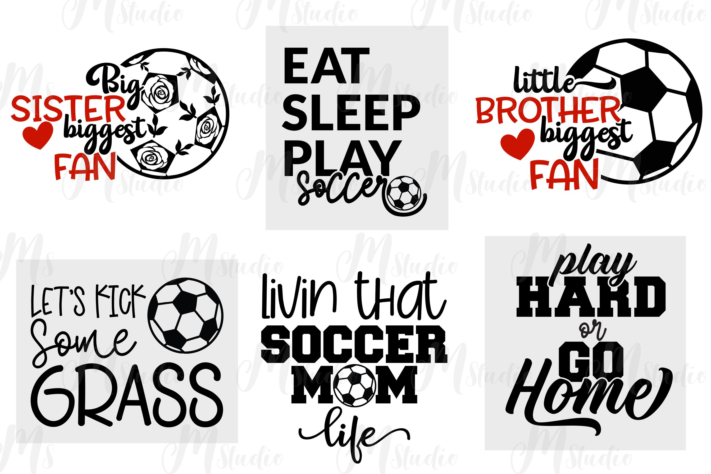 Soccer svg bundle example image 3