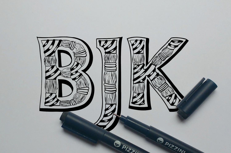 Zentyp font example image 3