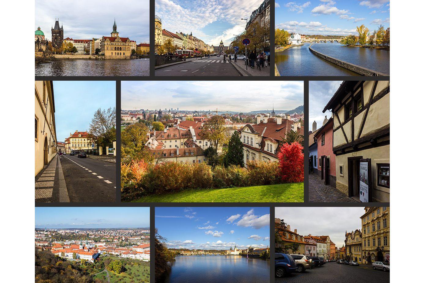 Autumn in Prague | 50 high-quality photos example image 4