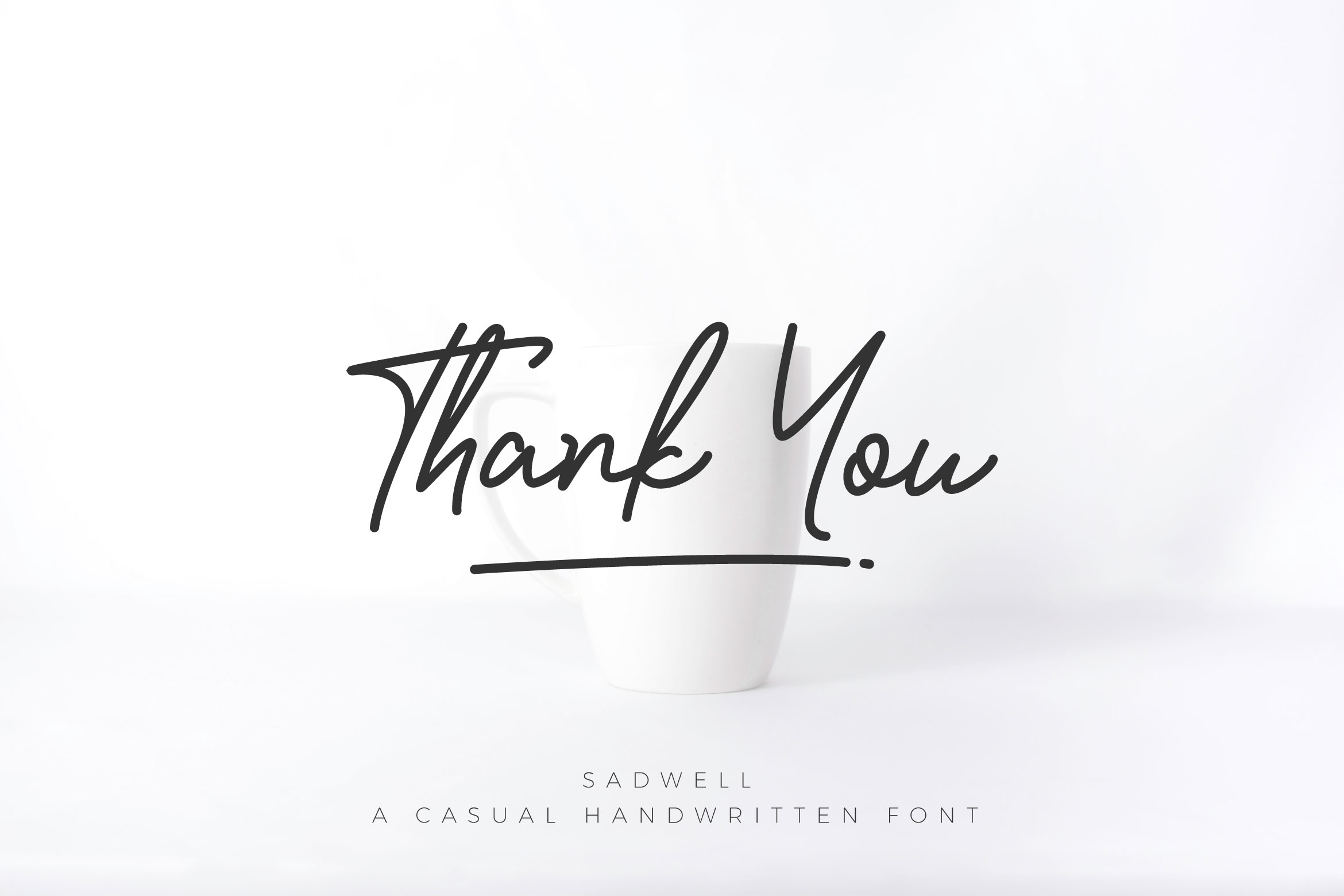 Sadwell - A Casual Handwritten Font example image 12