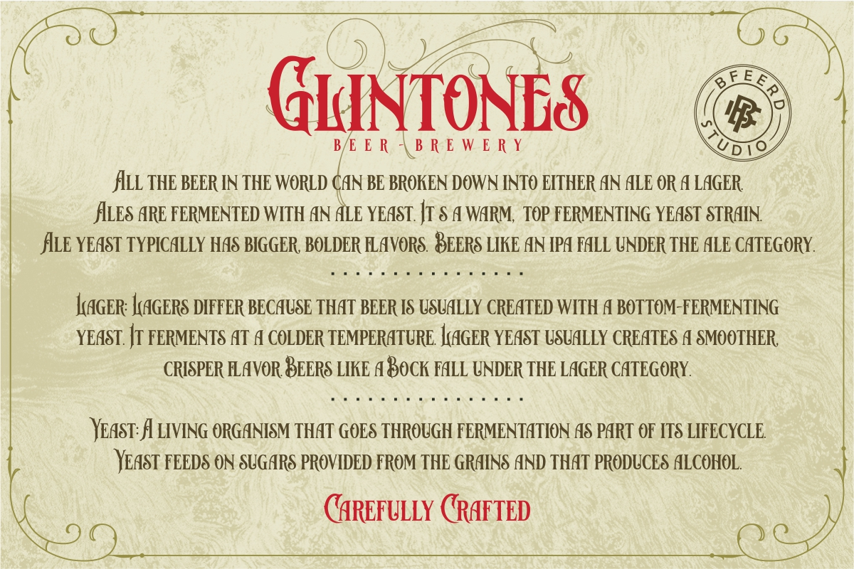Bloves Vintage Typeface example image 3
