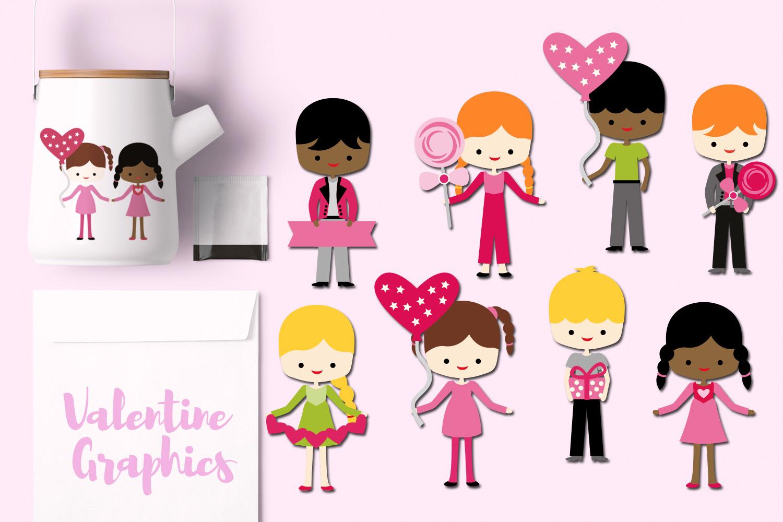 Valentine Children example image 1