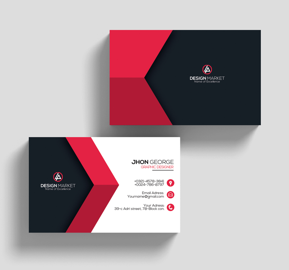 Creative Pro Business Cards example image 4