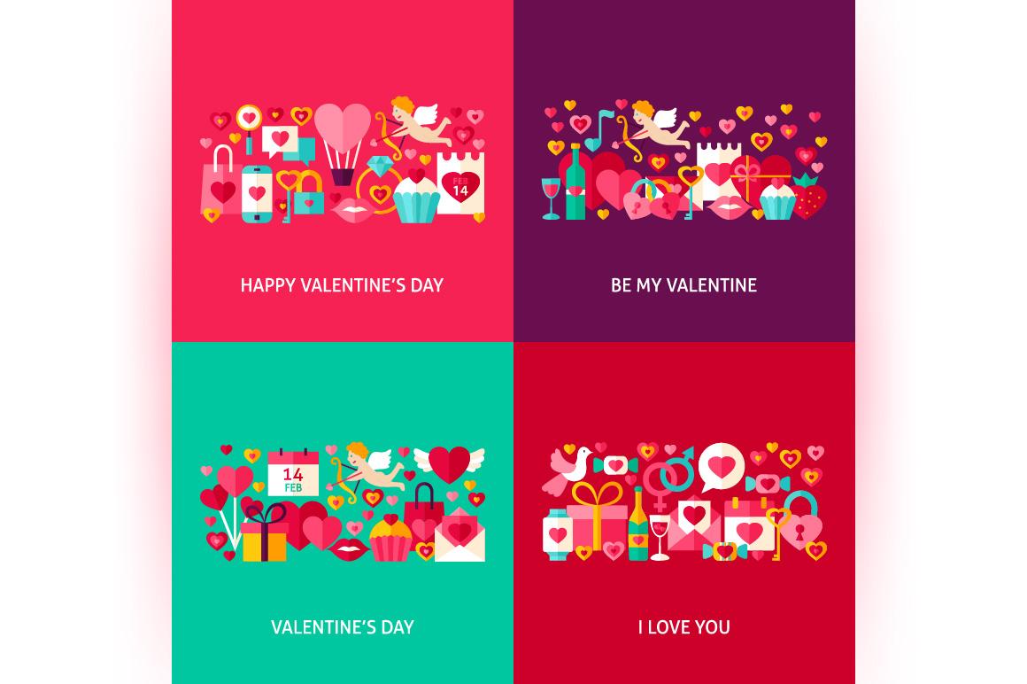 Happy Valentine's Day Concepts example image 4