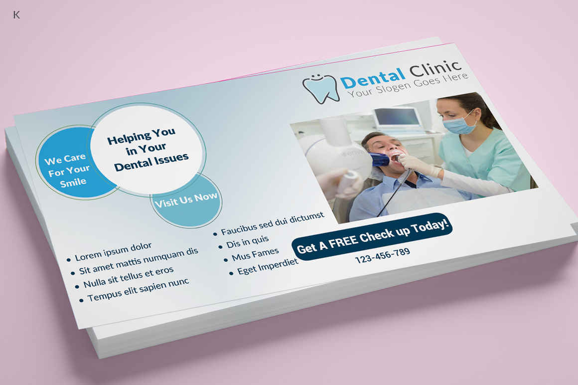 Dental Care Flyer example image 1