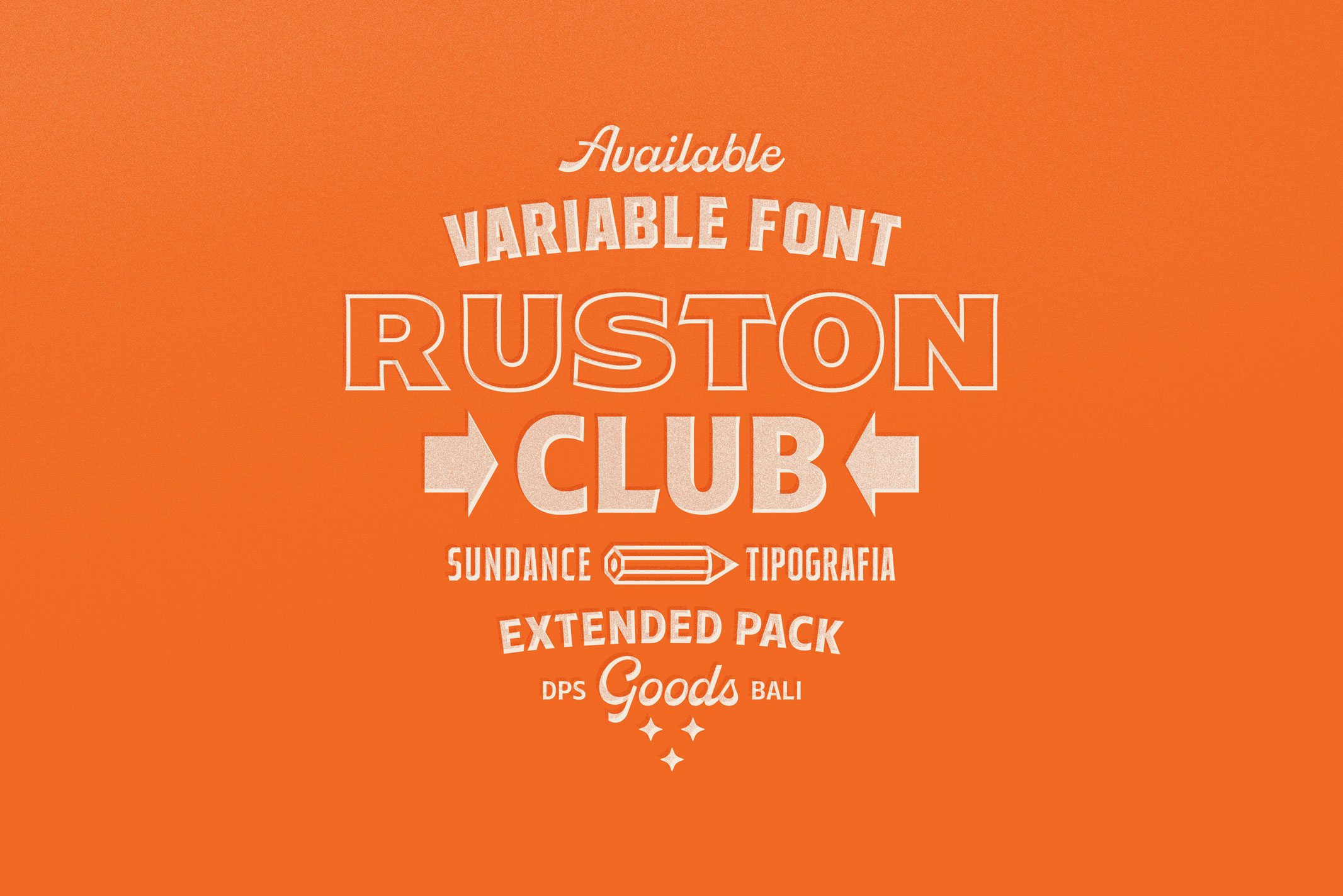 Ruston Font Family example image 19