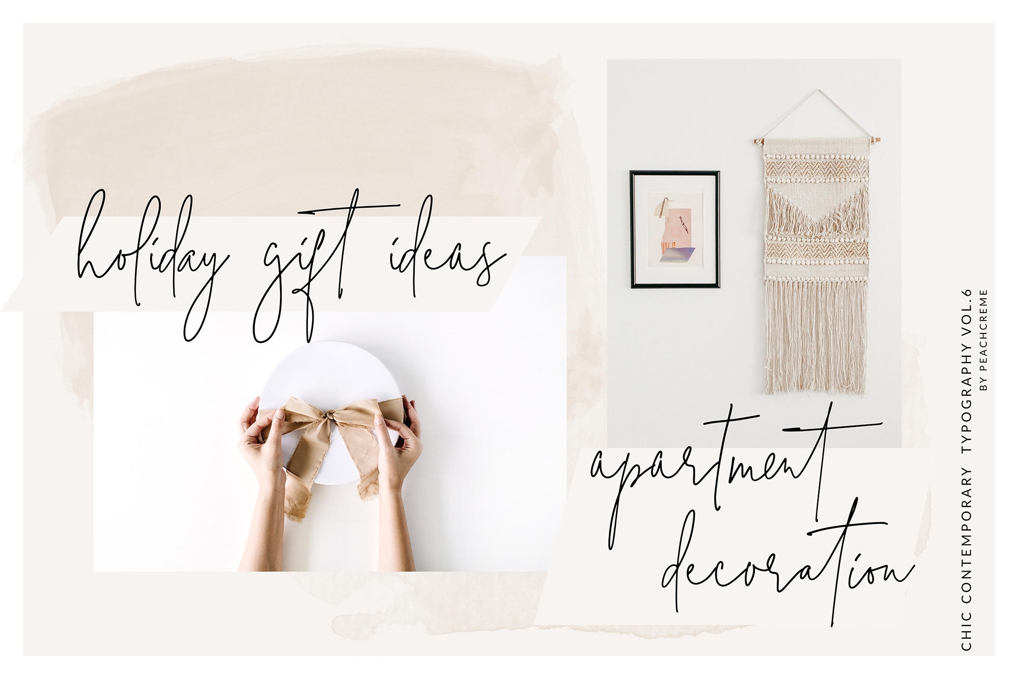 The Styled Edit- Chic Ligature Font example image 10