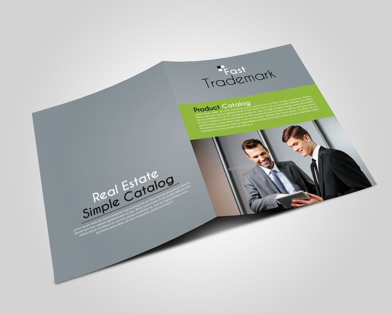 Business Innovation Product Bifold Brochure example image 2