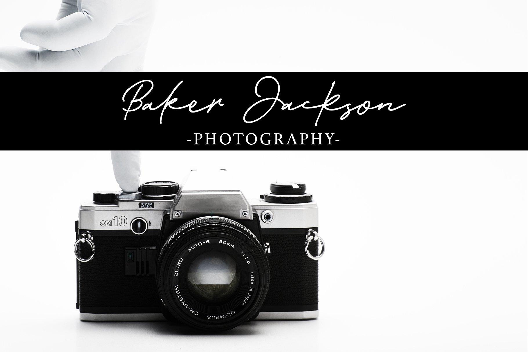 Baker Jackson Signature example image 10
