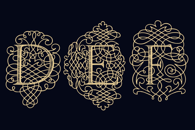 Calligraphia Latina Soft example image 3