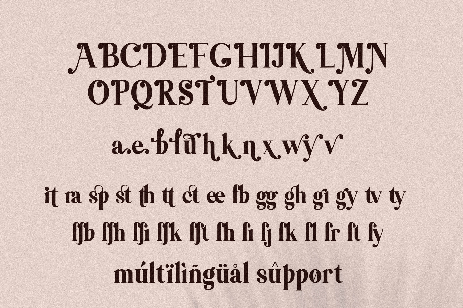 Themagic Serif Font plus Bonus example image 9