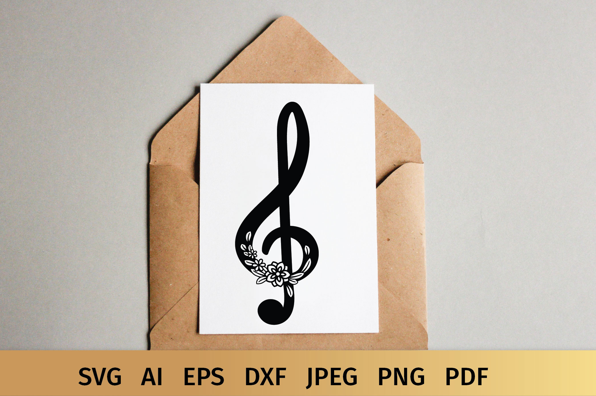 Music Notes svg example image 4