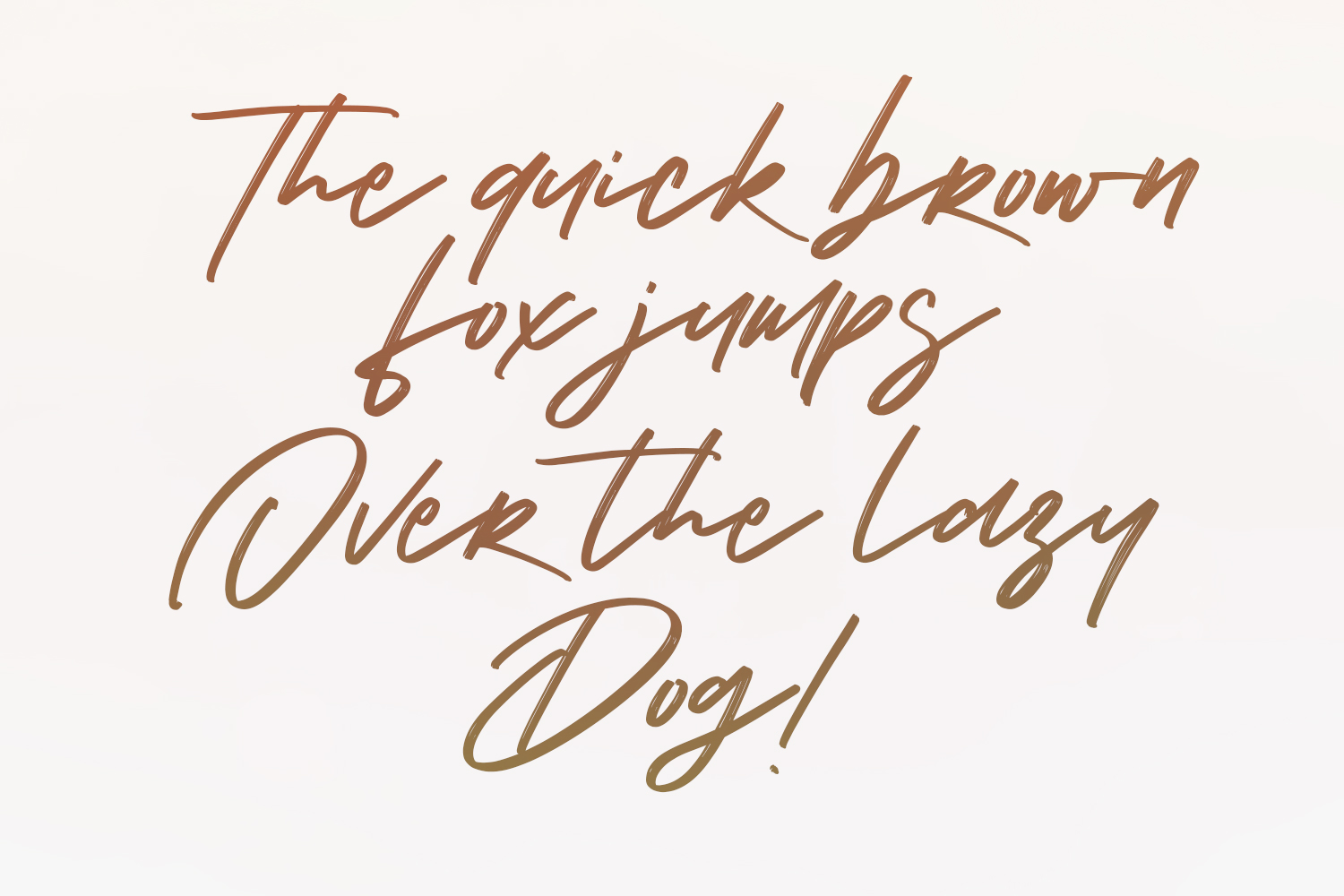 Katty Lynch Brush Font - Free Serif example image 5