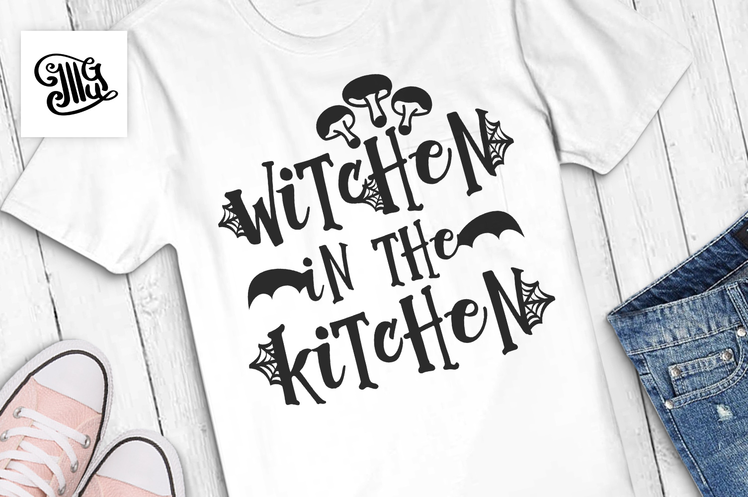 Witchen in the kitchen example image 1