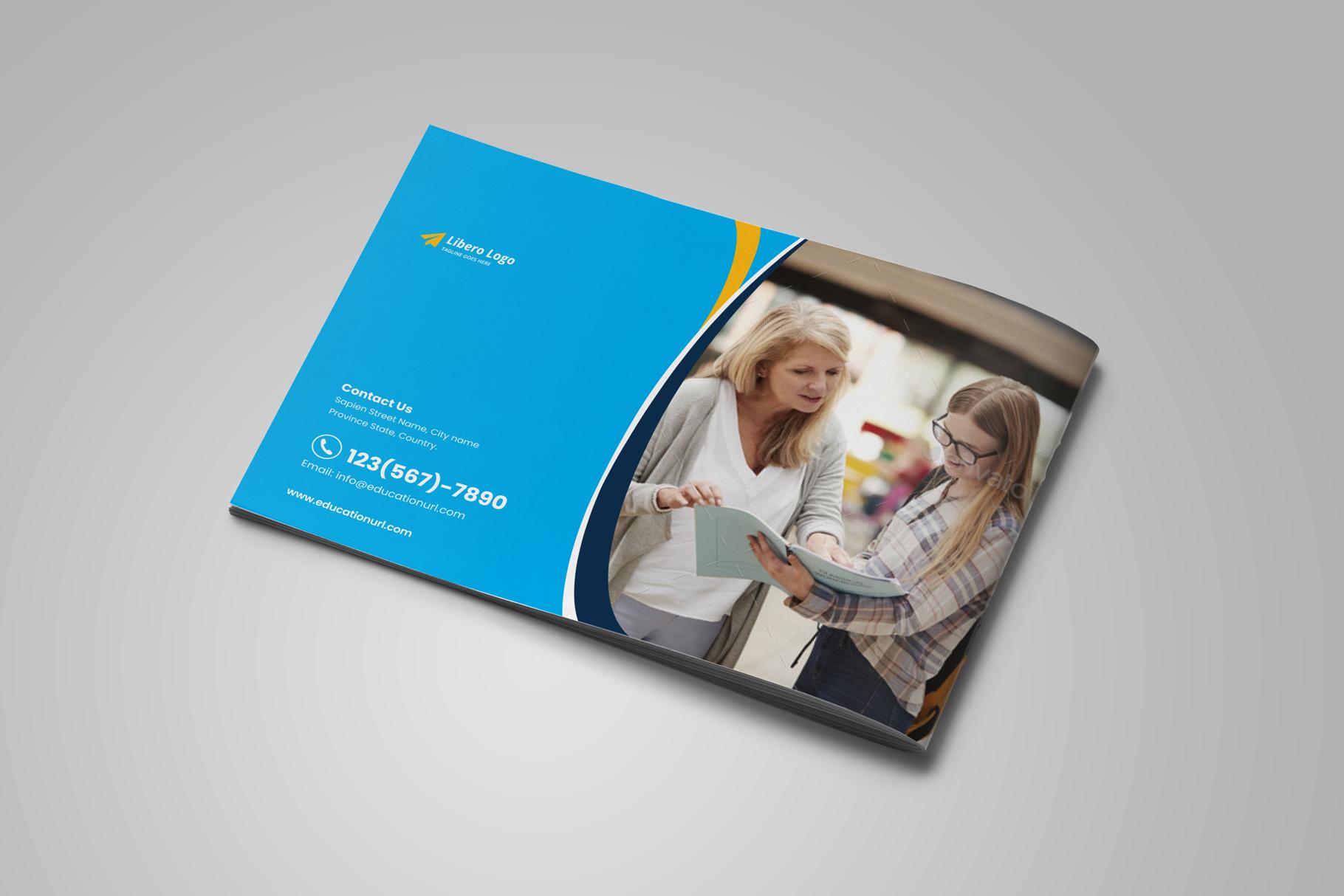 Education Prospectus Brochure v9 example image 9
