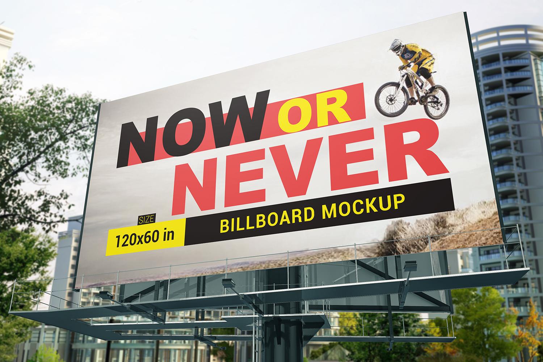 Billboard Mockups example image 7
