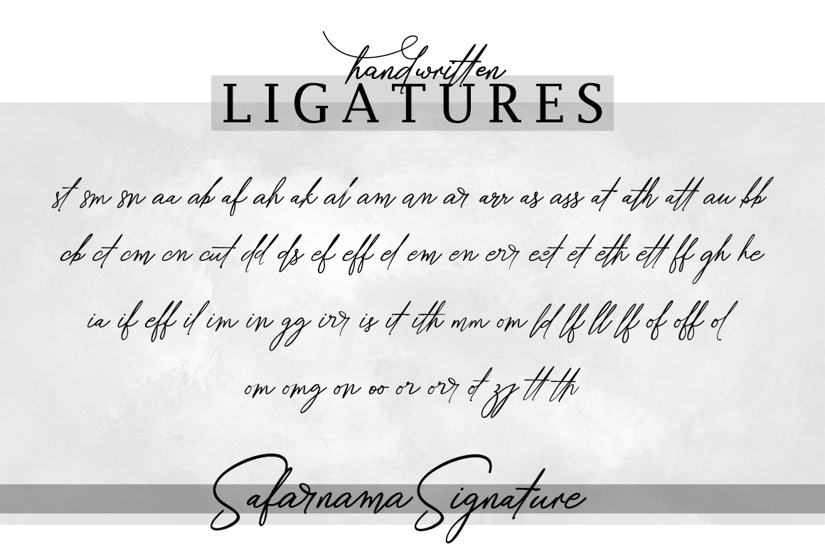 Safarnama Signature example image 6