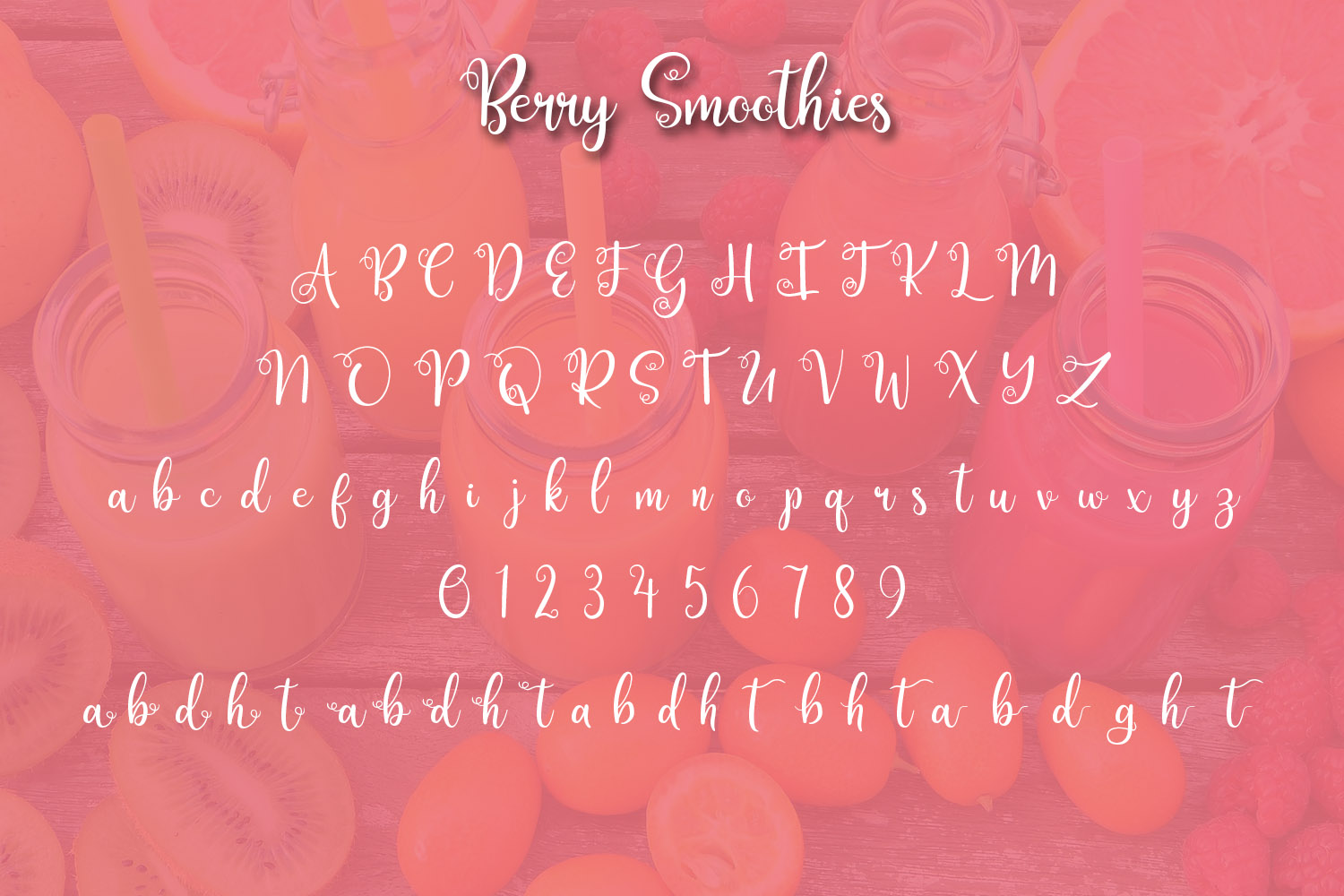 Berry Smoothies example image 5