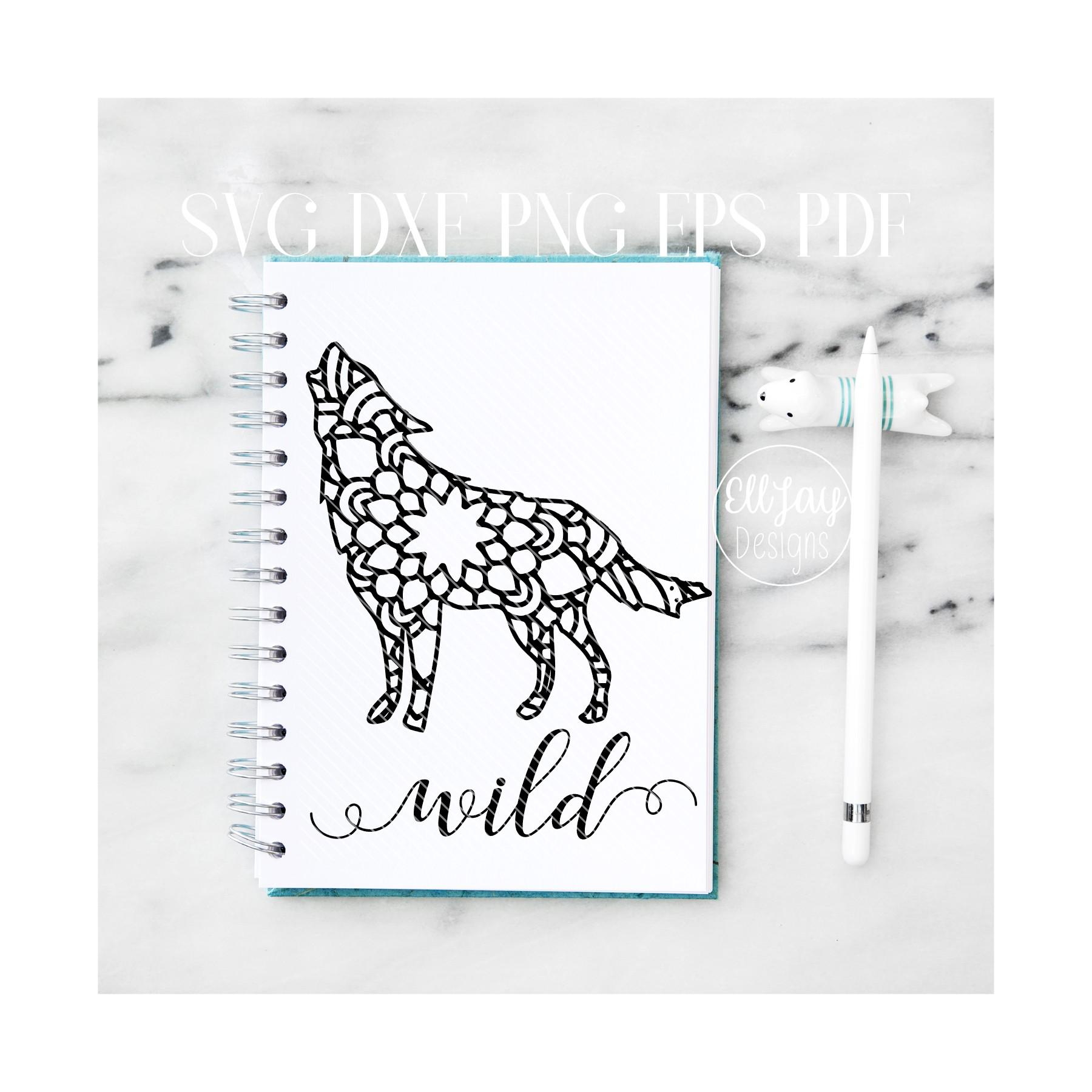 Wild Wolf example image 1