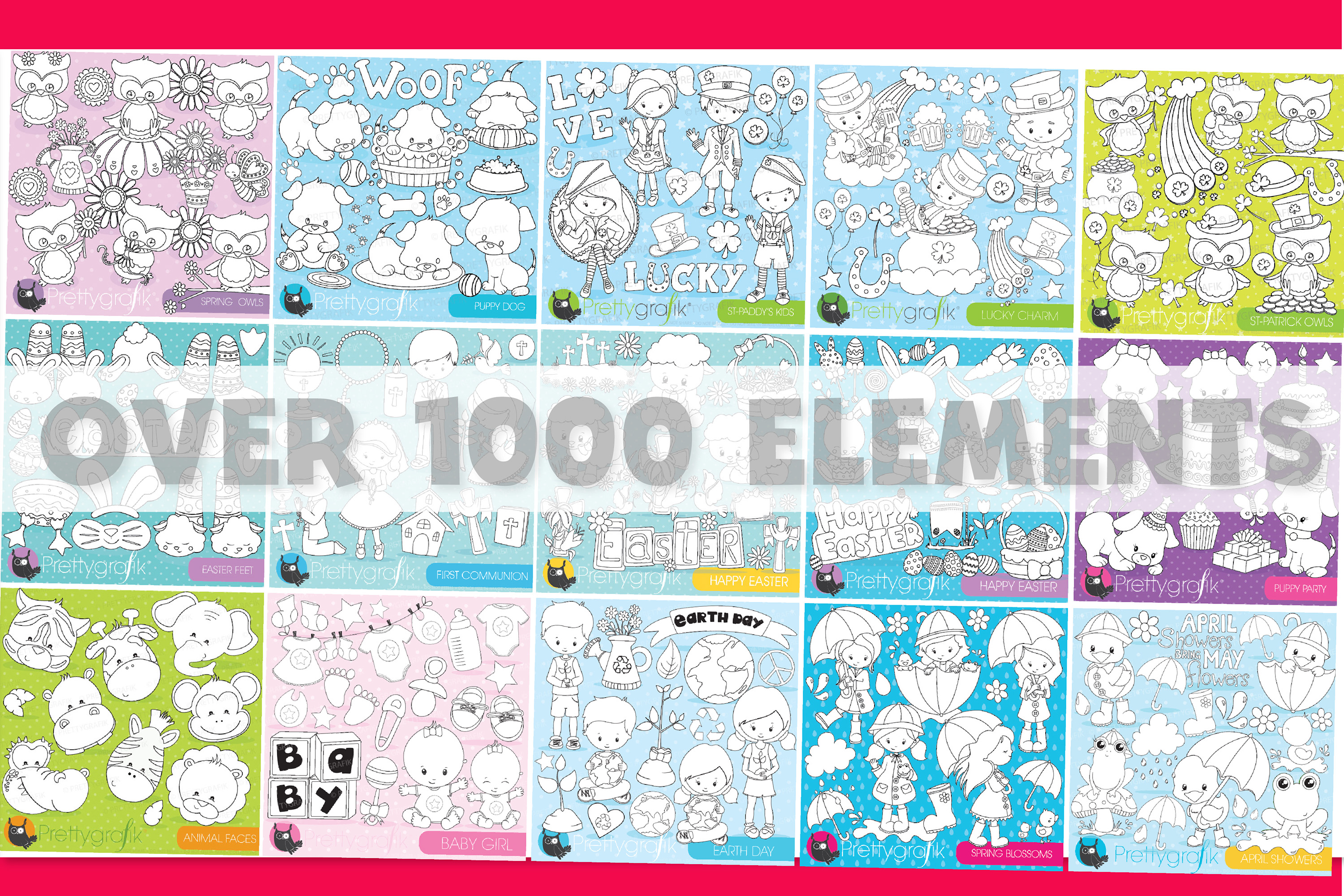 MEGA BUNDLE PART20 - 40000 in 1 Full Collection example image 3