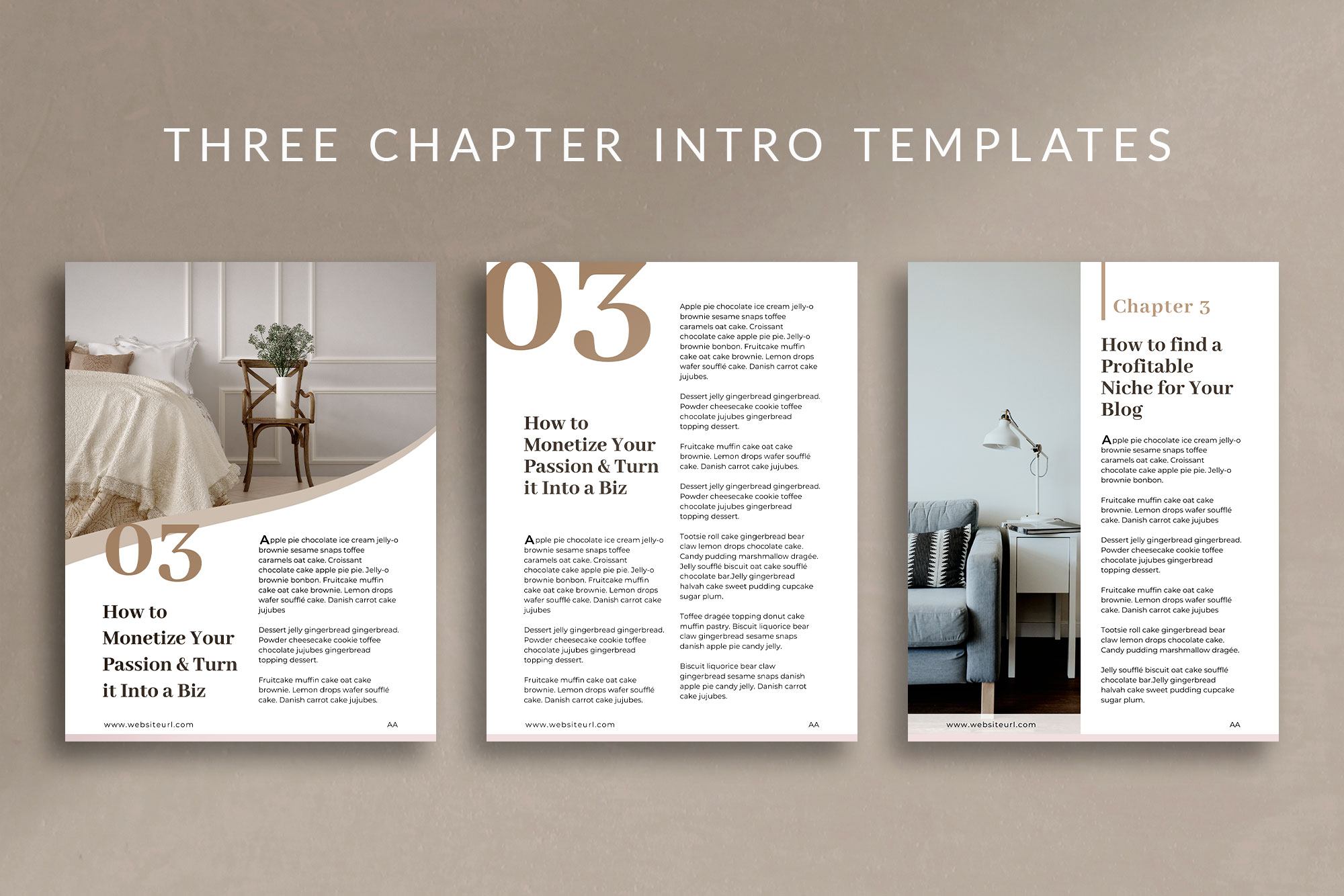 eBook or Lead Magnet Canva Template | Nordic example image 5
