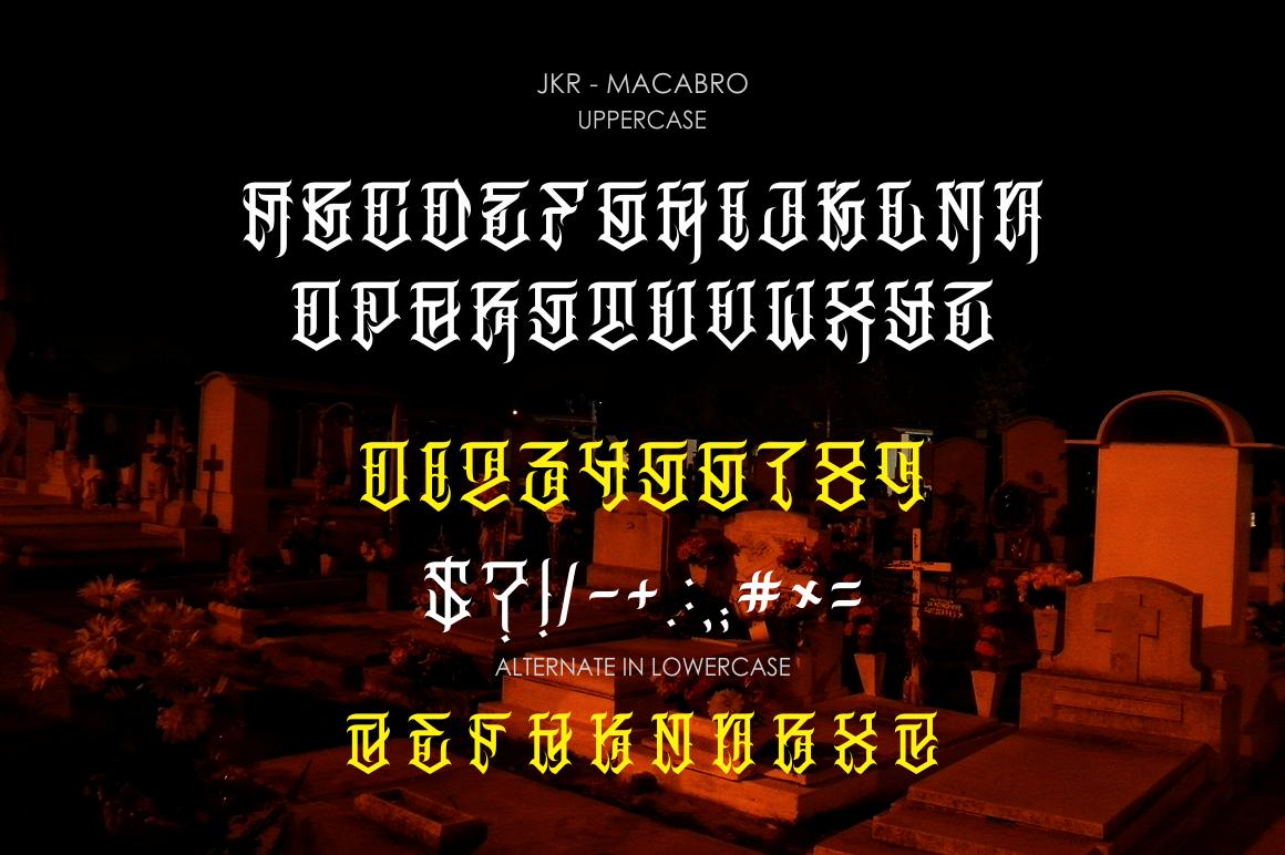 MACABRO example image 2