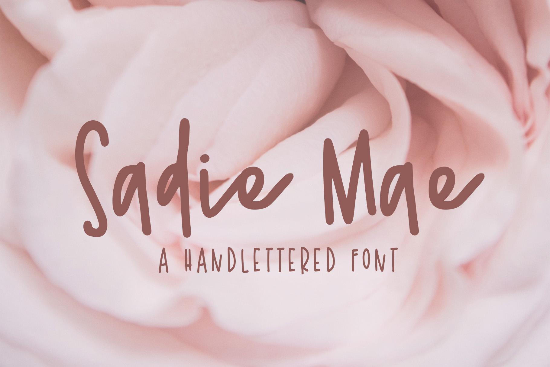 Sadie Mae example image 1