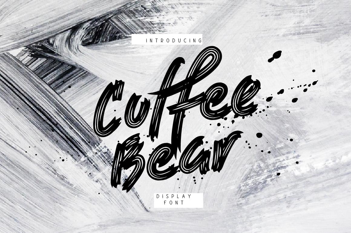 Coffee Bear example image 1