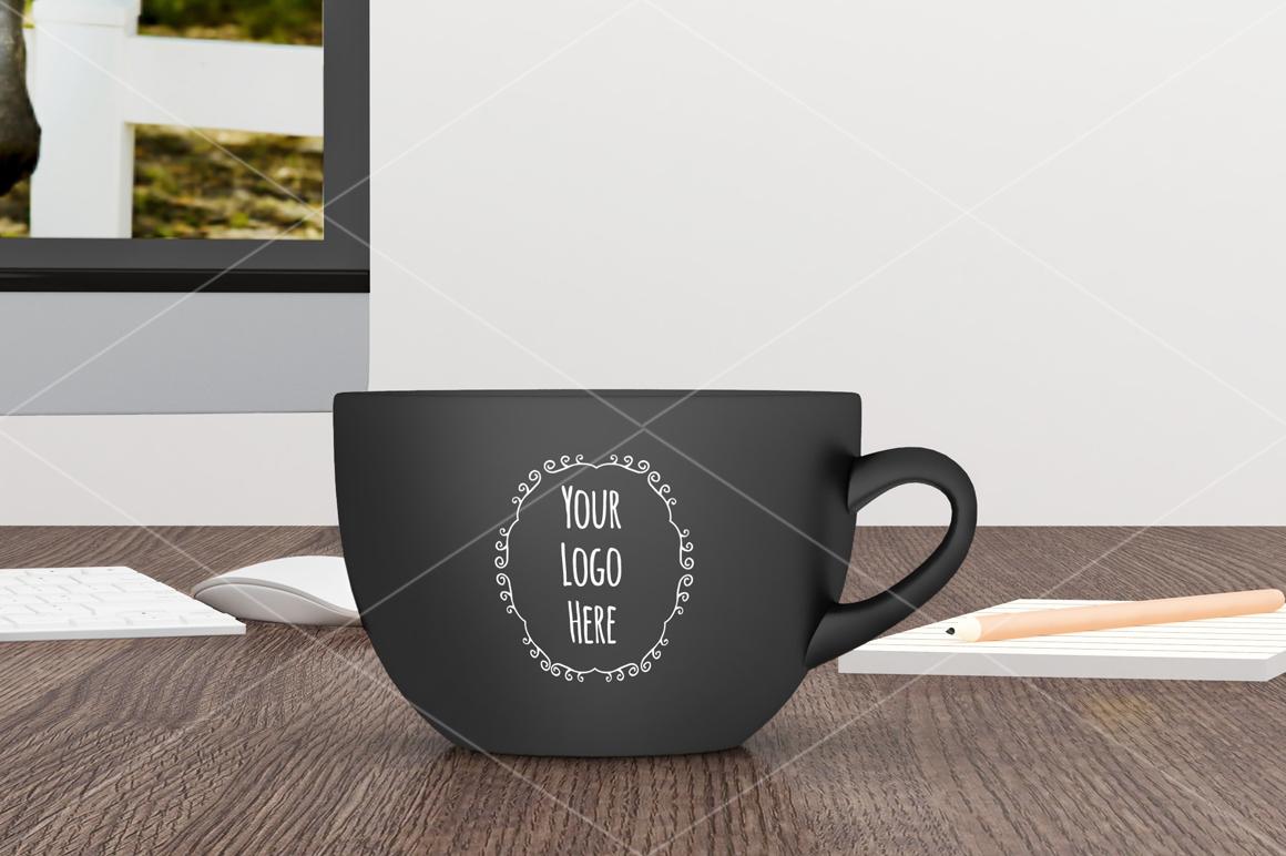 Coffee Mug/Cup Mockup v3 example image 2