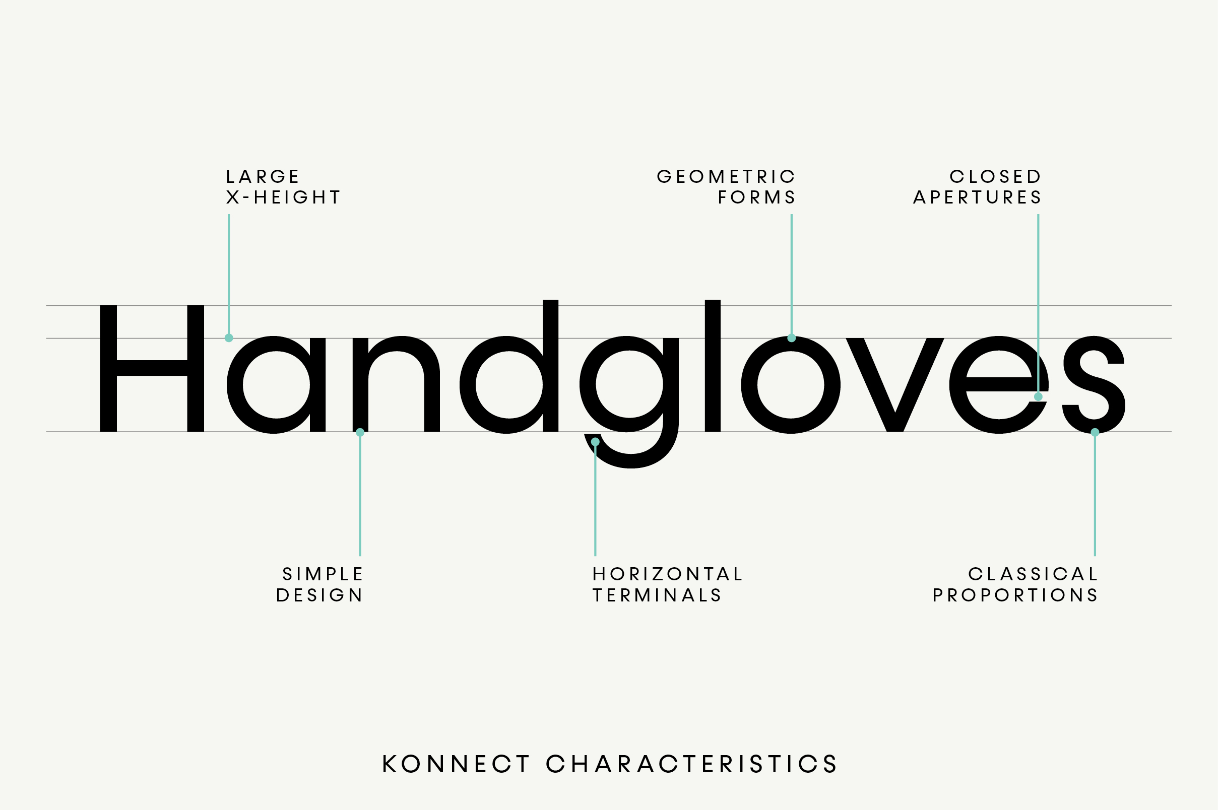 Konnect Regular & Italic Fonts example image 4