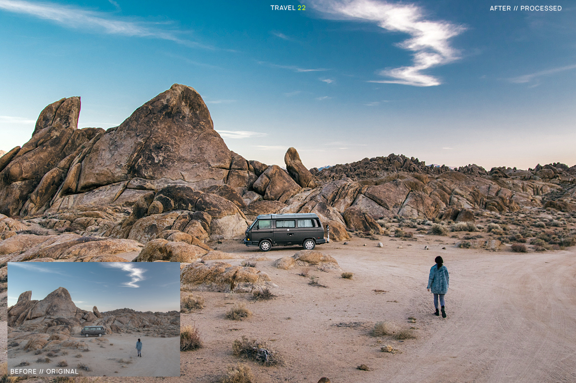 25 Travel Presets for Lightroom example image 24