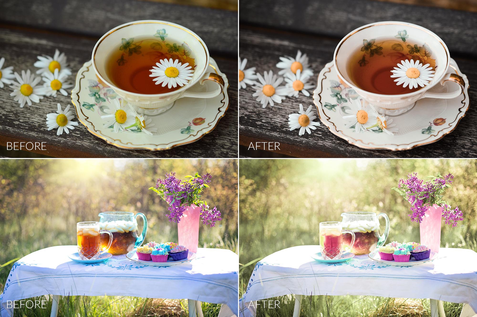 Tea Party Lr Presets example image 6