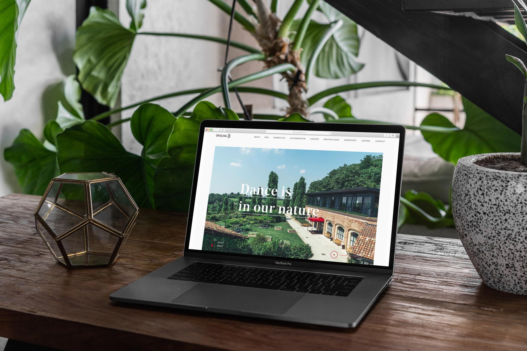 MacBook Pro Mock-Up Loft Style example image 3