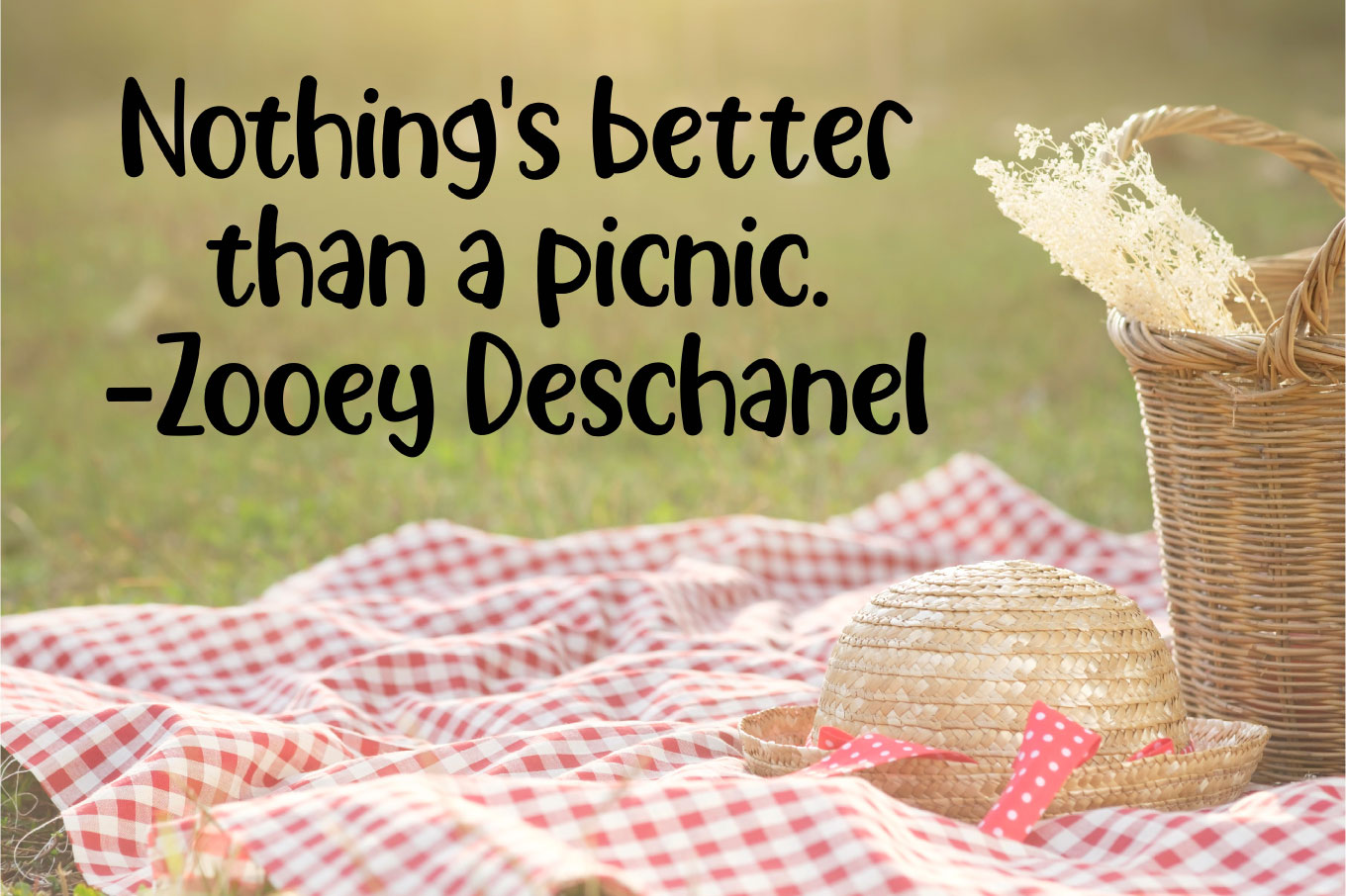 Picnic Basket - A Delicious Outdoors Font example image 6