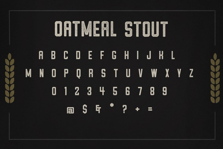 Oatmeal Stout - 5 Styles example image 3