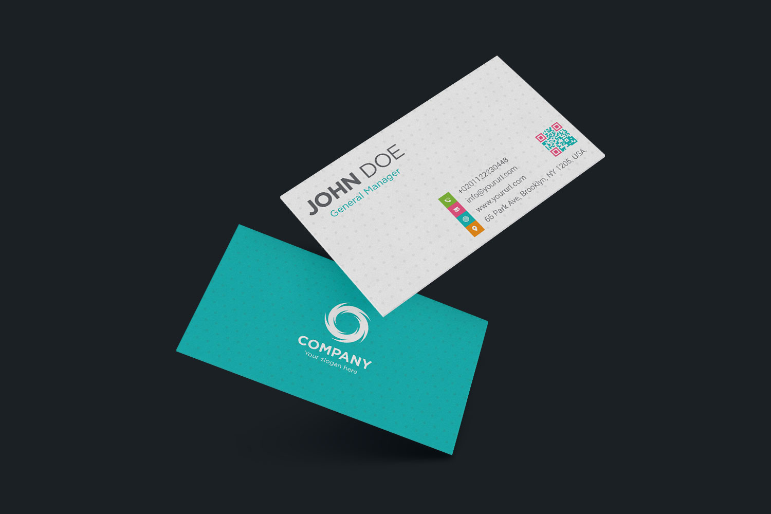 120 Business Card Bundle example image 4