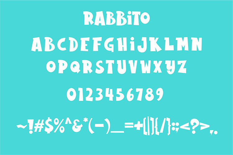 Rabbito example image 5