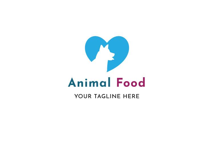 Dog love, Pets shop logo design example image 1