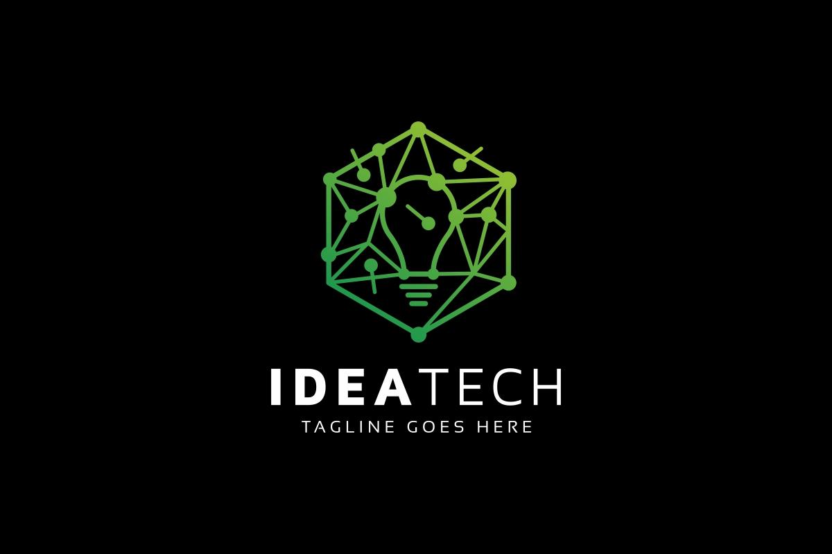 Idea Tech Logo example image 2