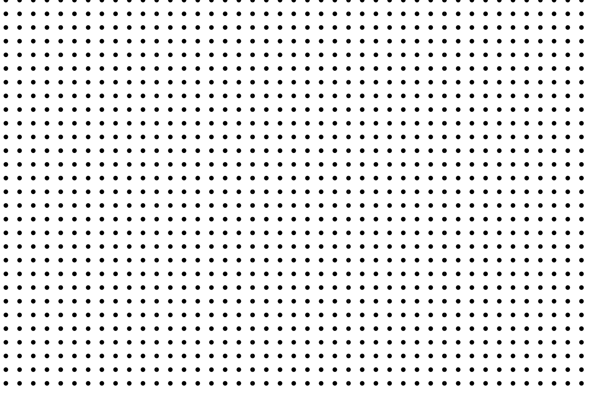 Set of dotted seamless patterns. example image 20