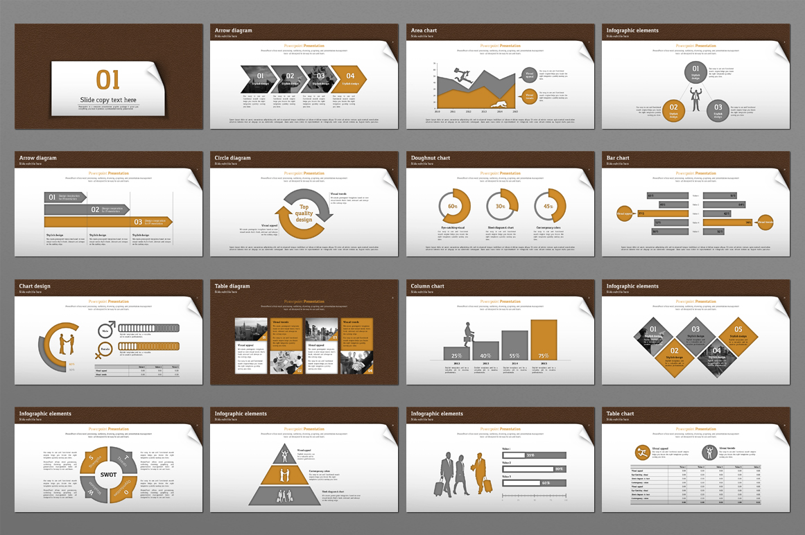 Quality PowerPoint Template example image 4