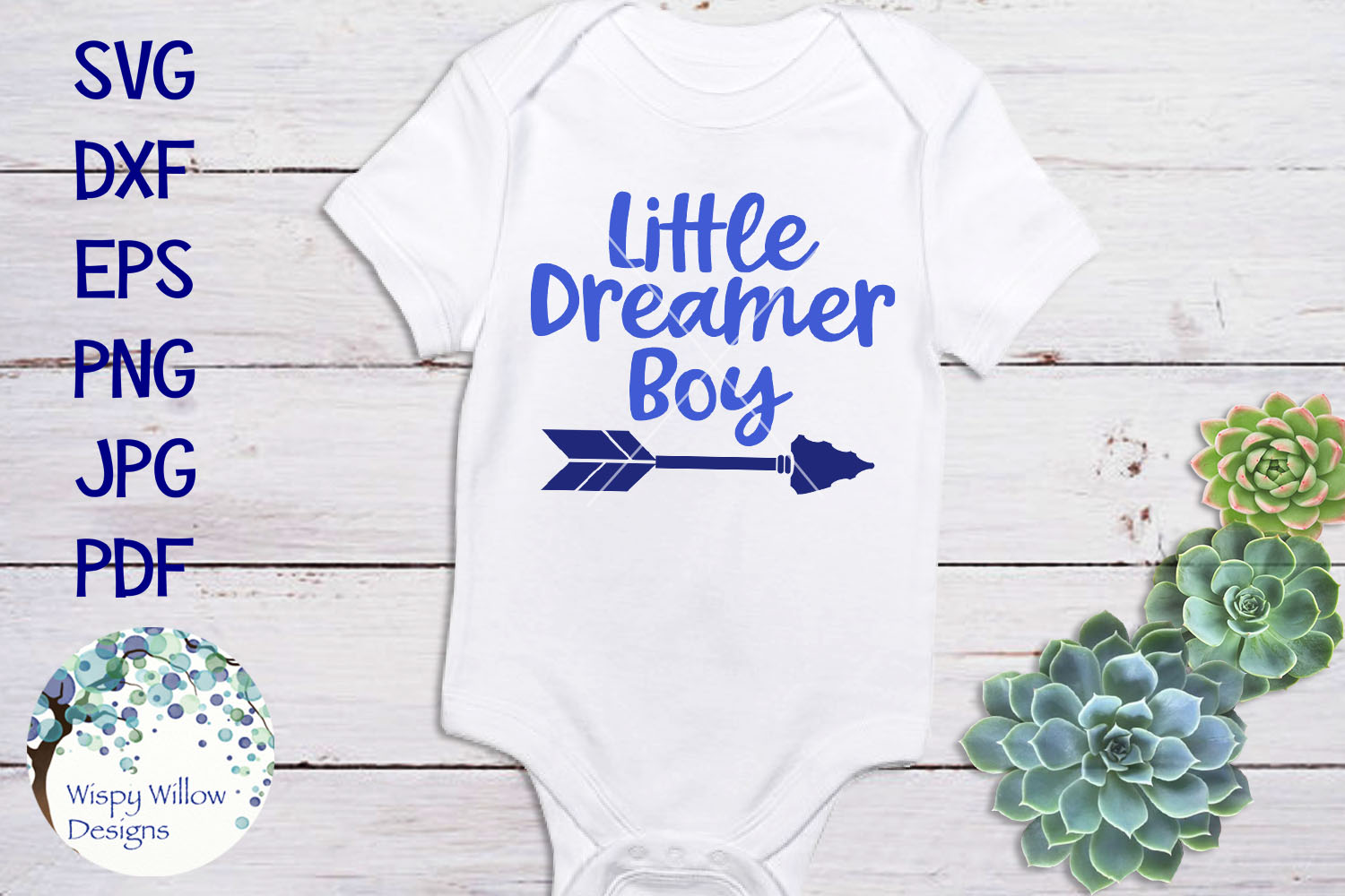 Little Dreamer Bundle | Baby SVG Cut Files example image 3